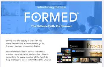 Get Free Subscription to FORMED.org