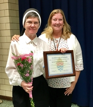 Sister Rosemary Honored for 50 Years of Teaching