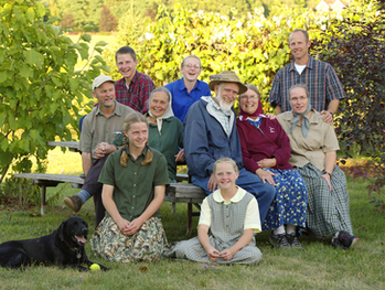 Bruderhof Community Shares with Oblates