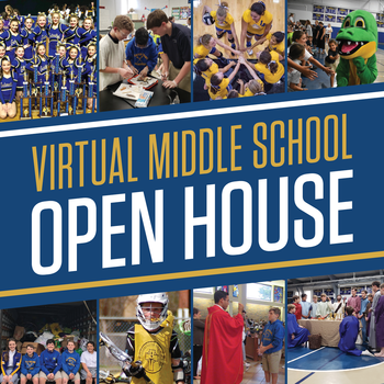 Virtual Middle School Open House - Week of September 28