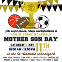 Mother/Son Field Day