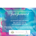 Face Forward, Give Back Night at Lula Restaurant Distillery