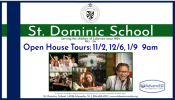 School Tours - January 9