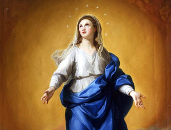 December 8 - Feast of the Immaculate Conception
