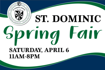 Join us at our Spring Fair!
