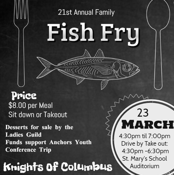 21st Annual Fish Fry