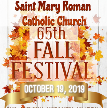65th Annual Fall Festival