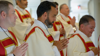 Diocese to form new group of aspiring deacons