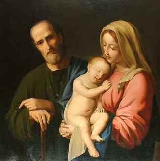 Consecration of the Holy Family