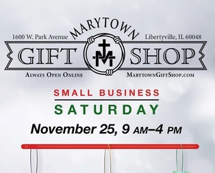 Small Business Saturday SALE - Marytown Gift Shop