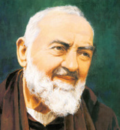 RARE OPPORTUNITY -- First Class Certified St. Padre Pio Relics visit Marytown
