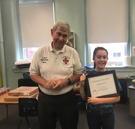 EDITH Contest Winner - Congratulations Ryanne Smith, gr 5!