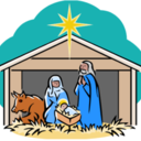 Have you seen Fr. Brian's Epic Nativity Scene?