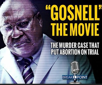 Come join us for the viewing of GOSNELL Friday Oct. 18th at 7 pm in the Church Hall