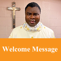 Welcome from Our Pastor, Father Paul