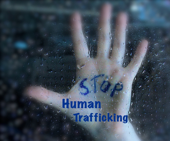 A Light in the Darkness: Human Trafficking Symposium