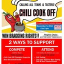 Chili Cookoff 11.09.2018