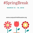 SPRING BREAK MARCH 12 - 16