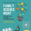 Spring Family Night