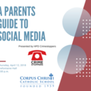 A Parents Guide to Social Media 04.12.2018