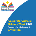 Catholic Schools Week Jan 26 - Feb 1
