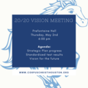 20/20 VISION Parent Meeting - May 2