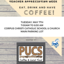 #CoffeeTruck May 7th
