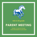 6th & 7th grade Parent Meeting October 8