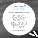 School Board Meeting 10.13.2020