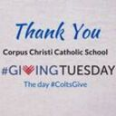 #GivingTuesday update and #ThankYou