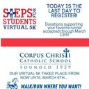 Last Chance to Register for the CCCS Steps Team