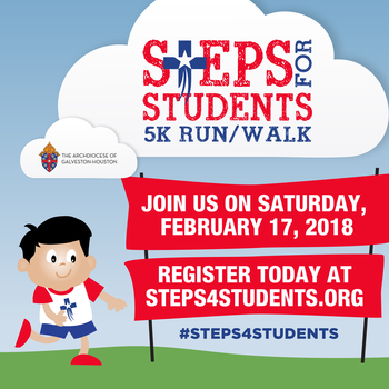 STEPS FOR STUDENTS - registration now open!