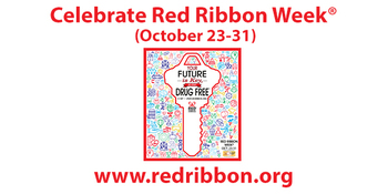 Red Ribbon Week Oct 23RD-27TH