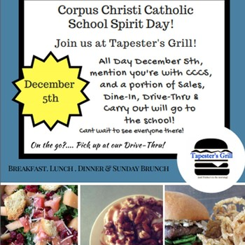 Family dine at Tapester's Grill