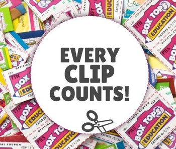 August Box Tops Contest!