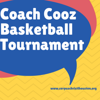 Coming soon, Coach Cooz Basketball Tournament