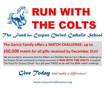 The Fund for CCCS $50k match challenge