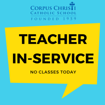Teacher In-Service (no classes)