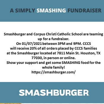 Family Dine Night at Smashburger