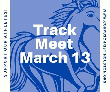 Track Meet March 13