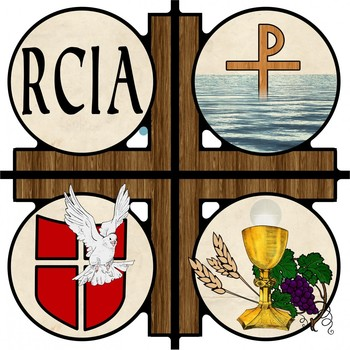 RCIA Reception after Mass in the double classroms