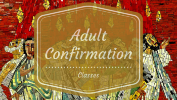 Adult Confirmation Class