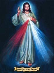 Divine Mercy Novena/No Eucharistic Adoration