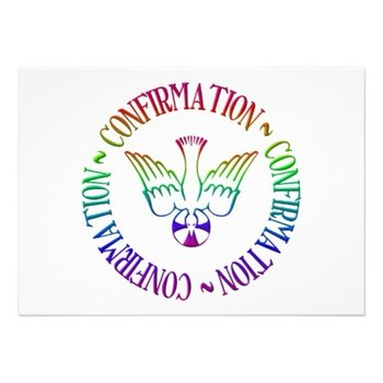 Confirmation (Sacrament of Reconciliation)