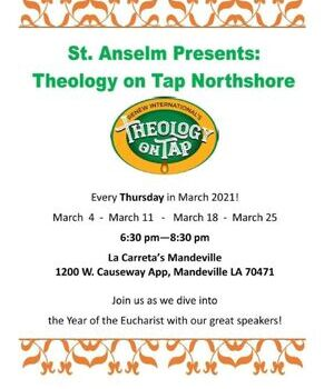 Northshore Theology on Tap