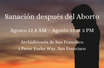 Catholic Women's Confidential Retreat for Healing after Abortion