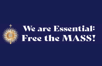 """Free the Mass"" / ""Queremos la Misa"" <br />Walk for Freedom to Worship"