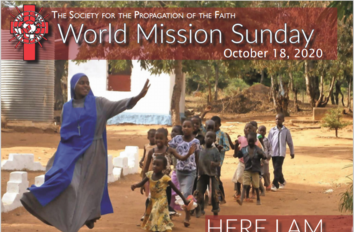 World Mission Sunday: <br />A Sunday to Help the Whole World