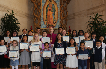 Respect Life Essay Contest Mass & Awards