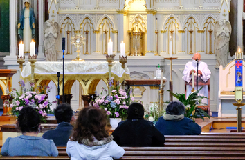 Mass in Spanish at St. Peter with Archbishop Cordileone (livestreamed)